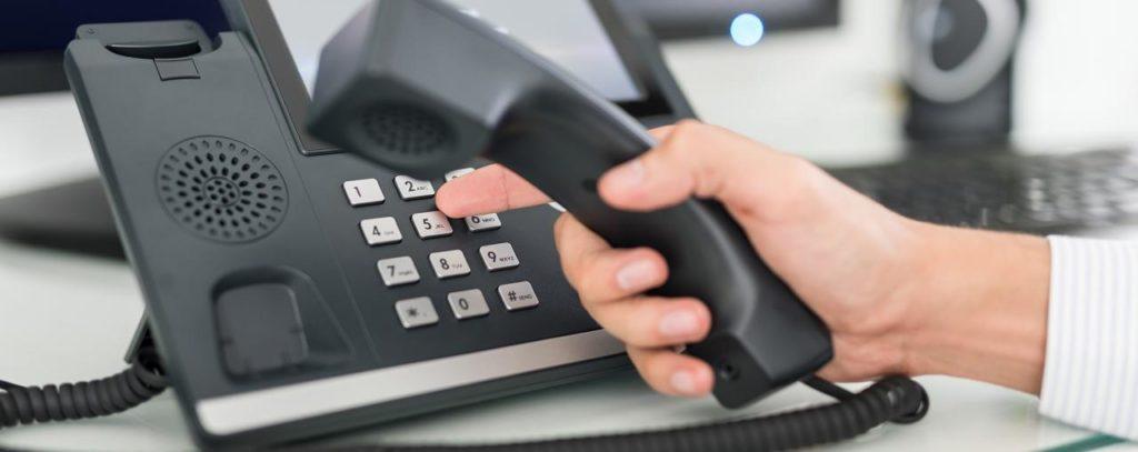 stolní telefony - prodej servis instalace